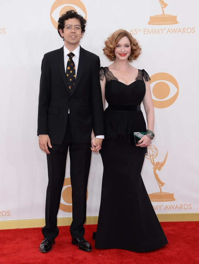 Geoffrey-Arend-and-Christina-Hendricks-