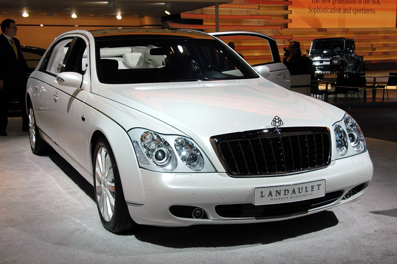 Maybach Landaulet Cars