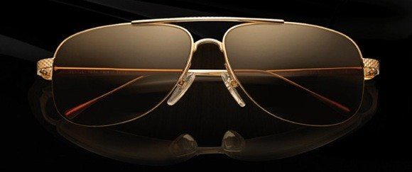 Platinum sunglasses from Bentley 1