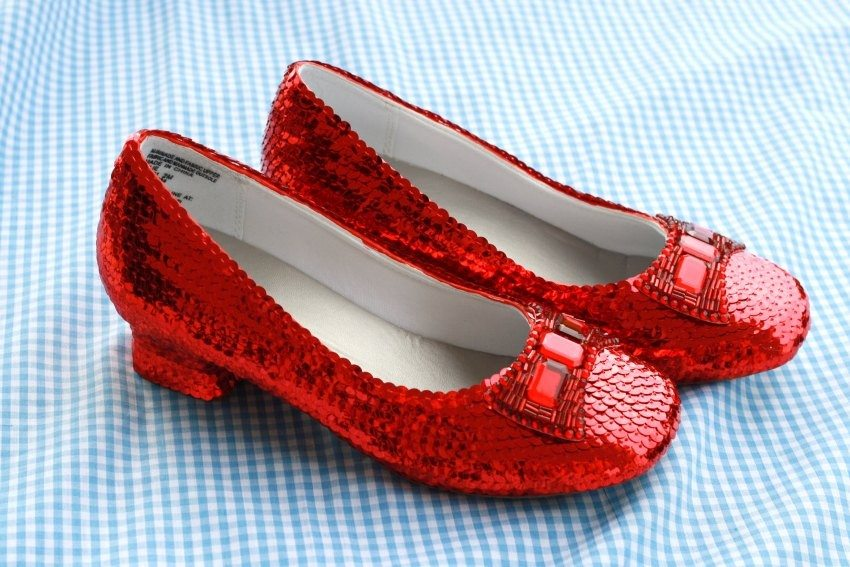 House of Harry Winston's Ruby Slippers