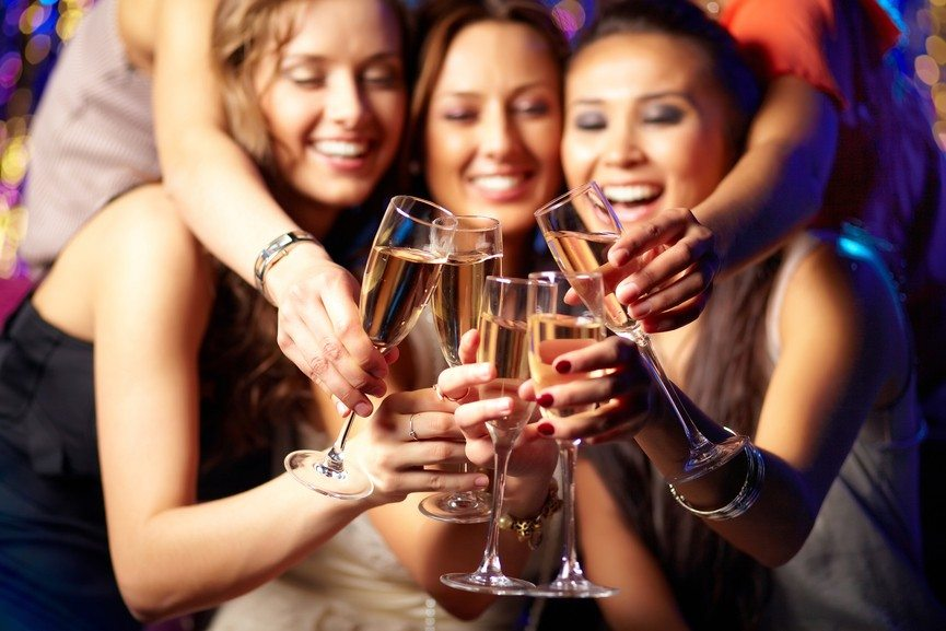 Champagne party - Top 10 Most Expensive Champagnes