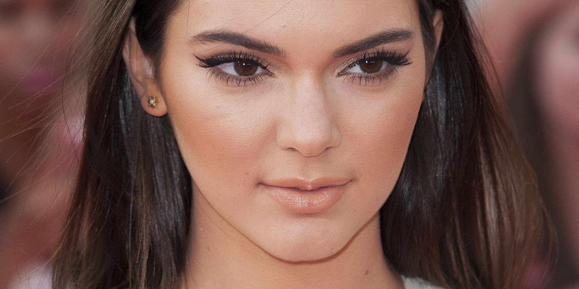 Kendall Jenner poses for a photo on the red carpet during the 2014 MuchMusic Video Awads on Sunday, June 15, 2014 in Toronto, Canada. (Photo by Arthur Mola/Invision/AP)