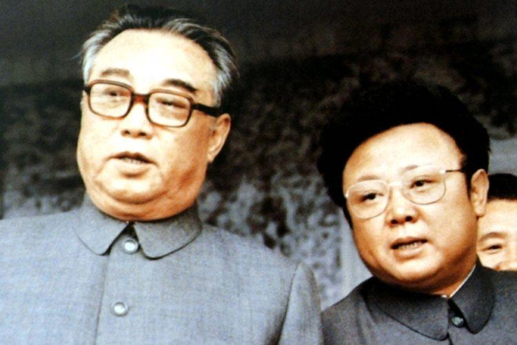 Kim-Jong-Il-Kim-Il-Sung
